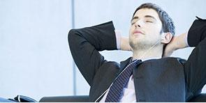 男性与睡眠