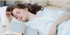 女性与睡眠