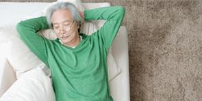 老人与睡眠