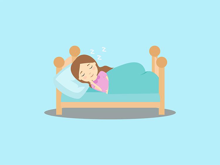 如何应对令人苦恼的失眠症?