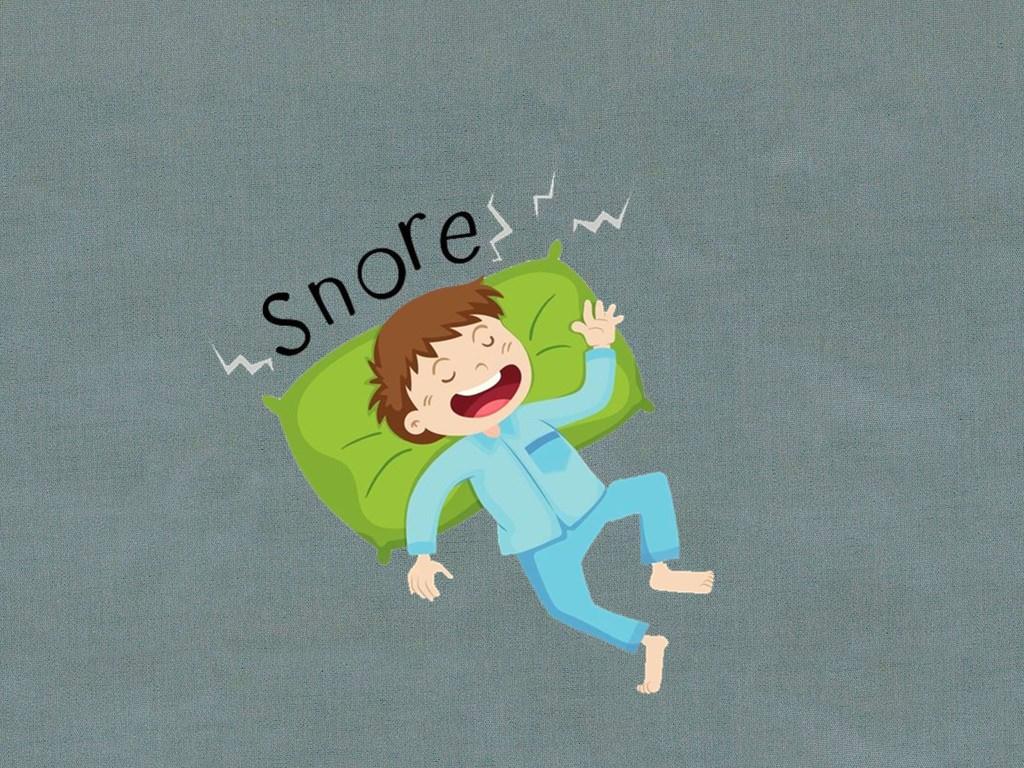睡觉打呼噜怎么办?