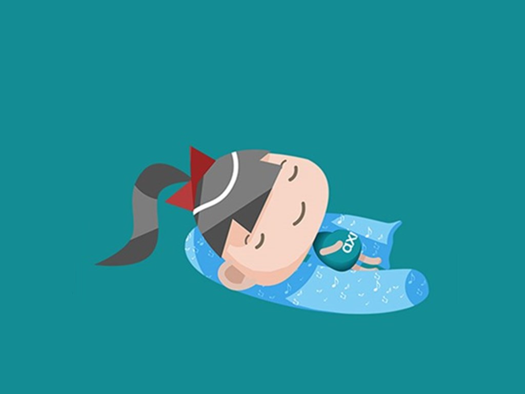 有哄孩子睡觉好办法吗?